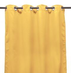 "54"" x 84"" Canary Curtain Panel"