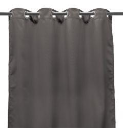 "54"" x 84"" Gray Curtain Panel"
