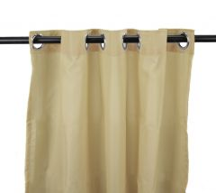 "54"" x 96"" Khaki Curtain Panel"