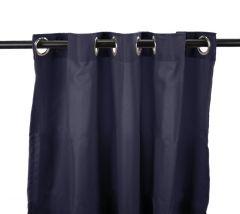 "54"" x 96"" Navy Curtain Panel"