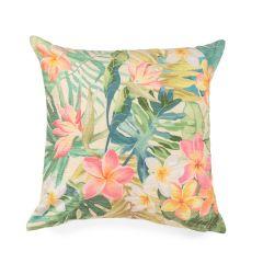 Liora Manne Illusions Paradise Indoor/Outdoor Pillow Pastel