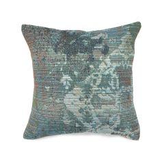 Liora Manne Marina Kermin Indoor/ Outdoor Pillow Blue