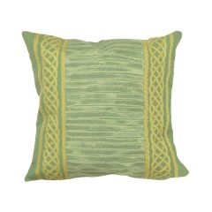 Liora Manne Visions II Celtic Stripe Indoor/ Outdoor Pillow Grass