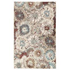 Liora Manne Ashford Fall Flowers Indoor Rug Multi