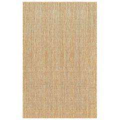 Liora Manne Carmel Texture Stripe Indoor/ Outdoor Rug Sand