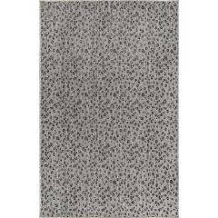 Liora Manne Carmel Leopard Indoor/ Outdoor Rug Grey