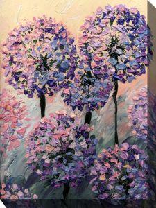 Artistic Allium