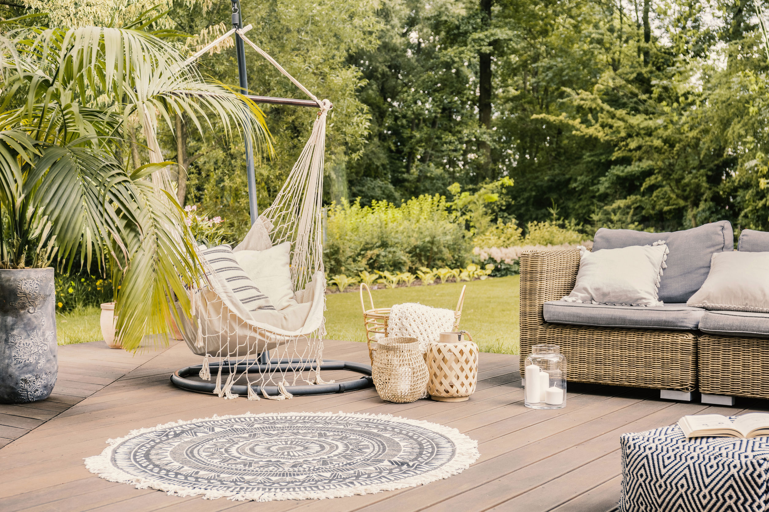 5 Spring Cleaning Tips for Your Patio
