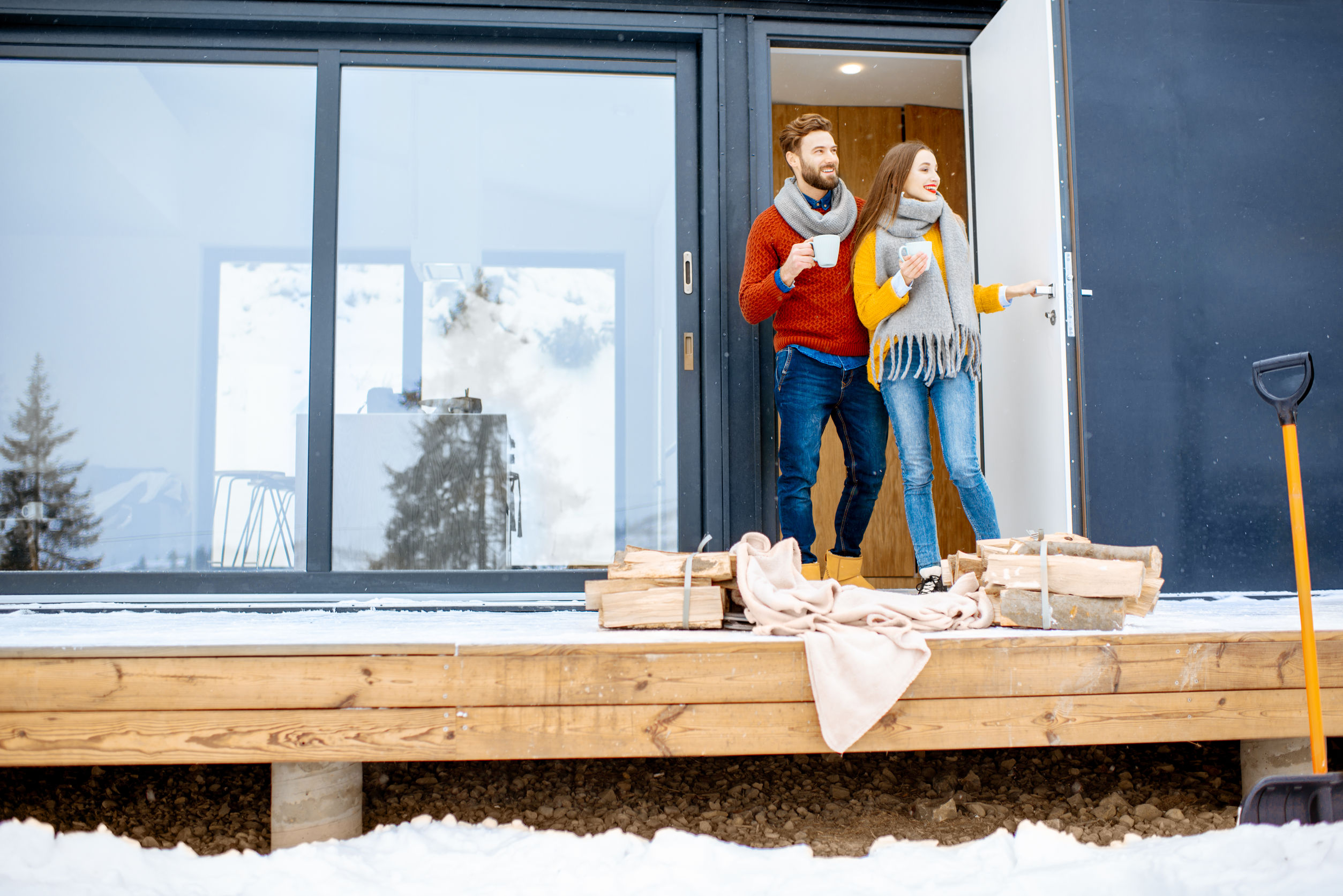 5 Tips for Using Your Patio in the Winter