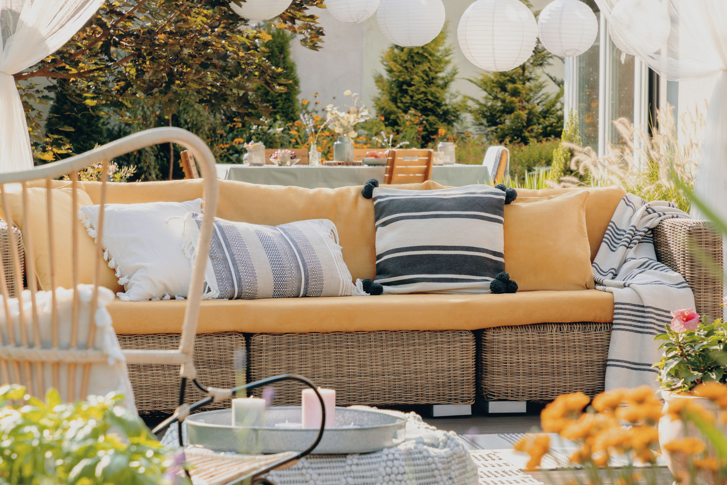 Finding the Perfect Fit: How to Measure Patio Furniture for Cushions