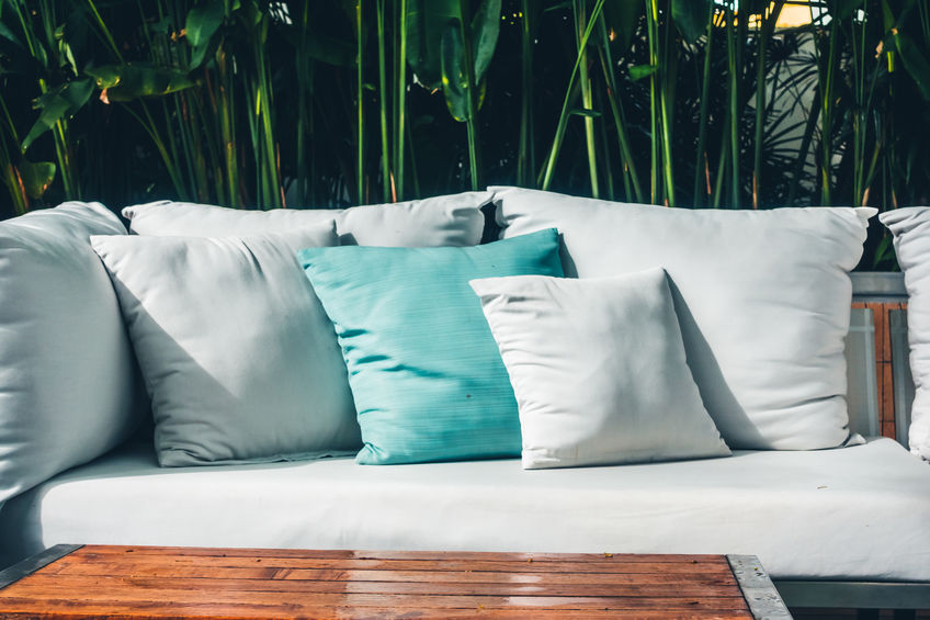 Learn which cushions are best for outdoor furniture.